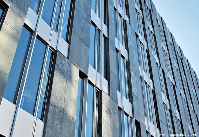 玻璃幕墙安装性