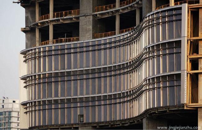 北京精捷建筑幕墙安装
