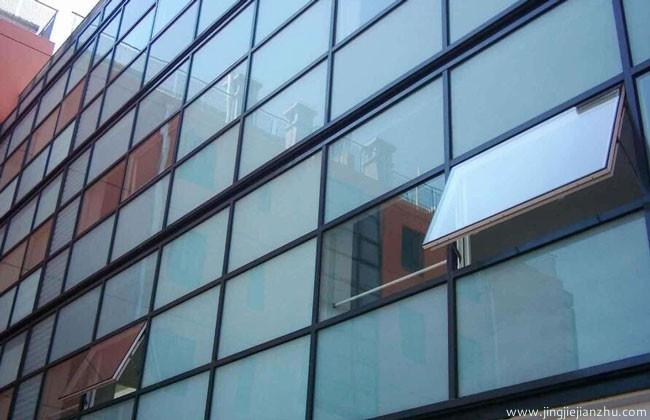 普通玻璃幕墙