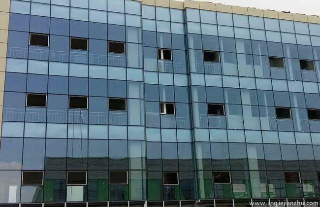 玻璃建筑幕墙