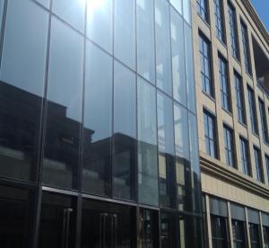 隐框玻璃幕墙