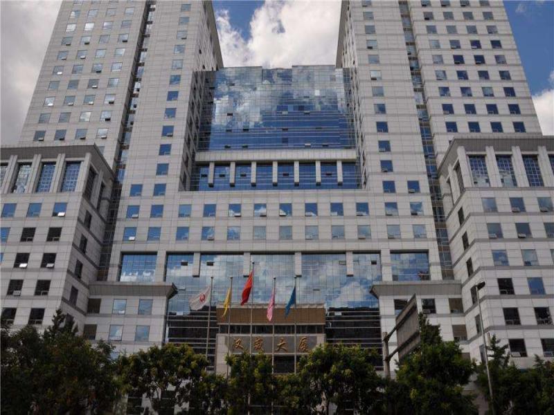 汉威大厦幕墙维修项目