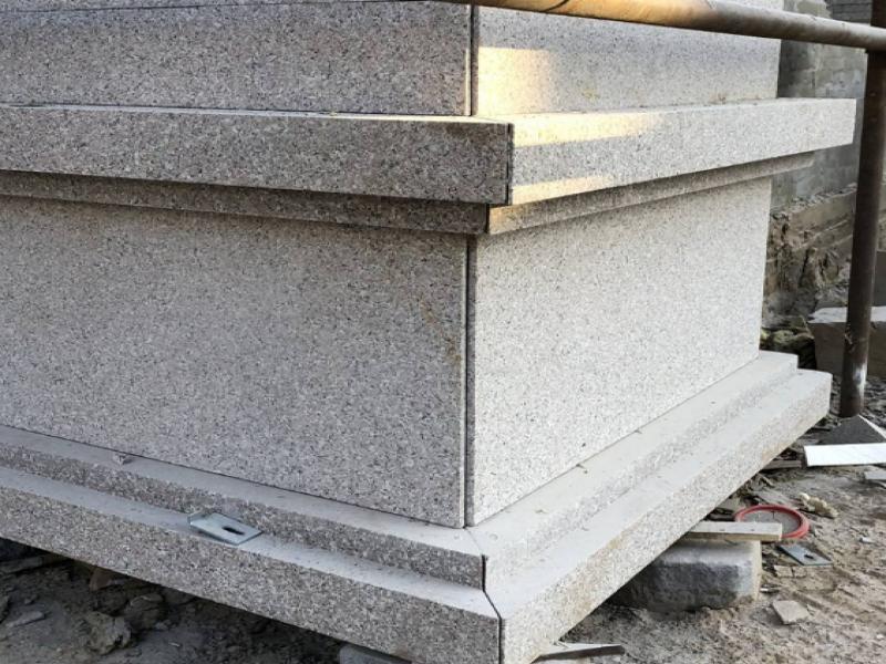 石材安装 石材幕墙 钢挂石材 石材幕墙维修